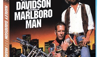 Instant Queue Diaries: Harley Davidson and the Marlboro Man - Review