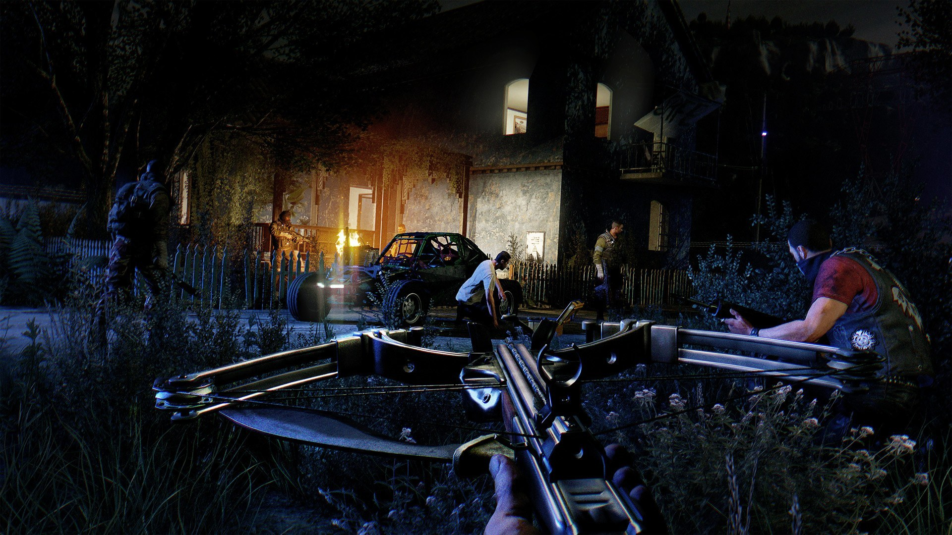 Dying Light The Following Isnt Your Normal Expansion Pack From Games Map Which Is Just As Large Main Game And Way Techland Unveiling
