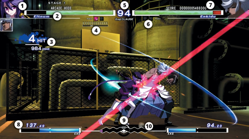 Under Night In-Birth Exe: Late [st] Review: Fun For All - Review Fix