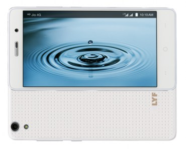 Lyf Water 4, Water 6 Launched in India