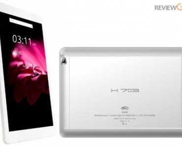 Swipe X703 tablet launched