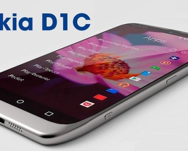 Nokia-D1C-Specifications