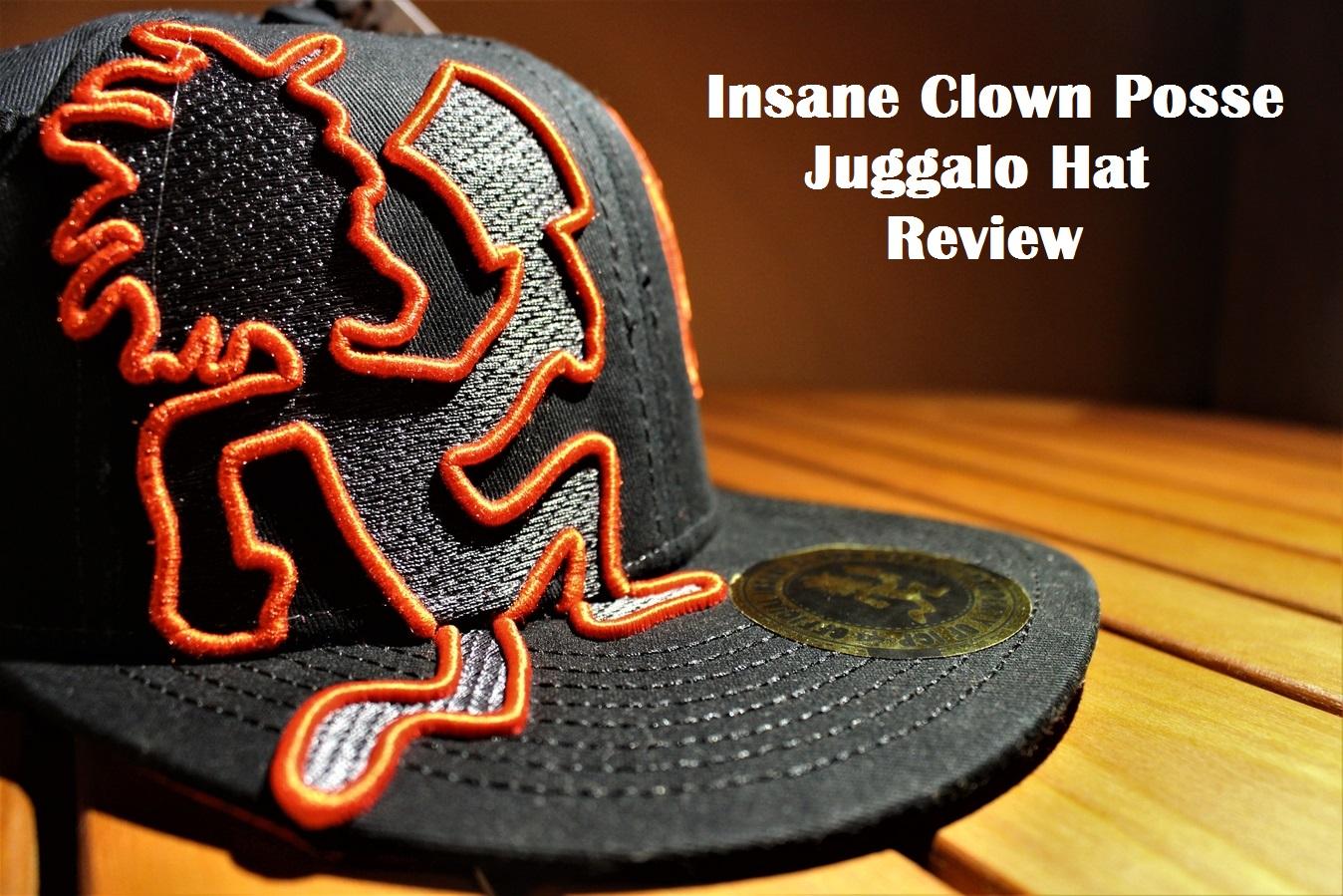 ICP Cap Review – Juggalo Hatchet man hat