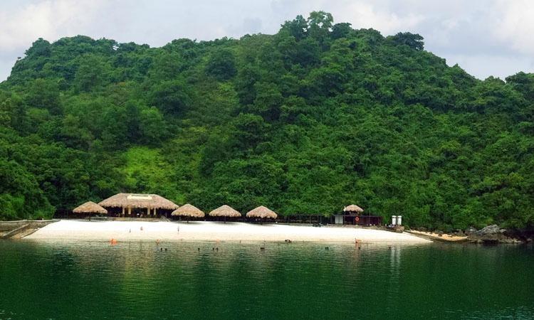 Thông tin chi tiết tuyến 2 tham quan vịnh Hạ Long – Hang Sửng sốt, Đảo Soi Sim, Đảo Ti Tốp, Hang Luồn