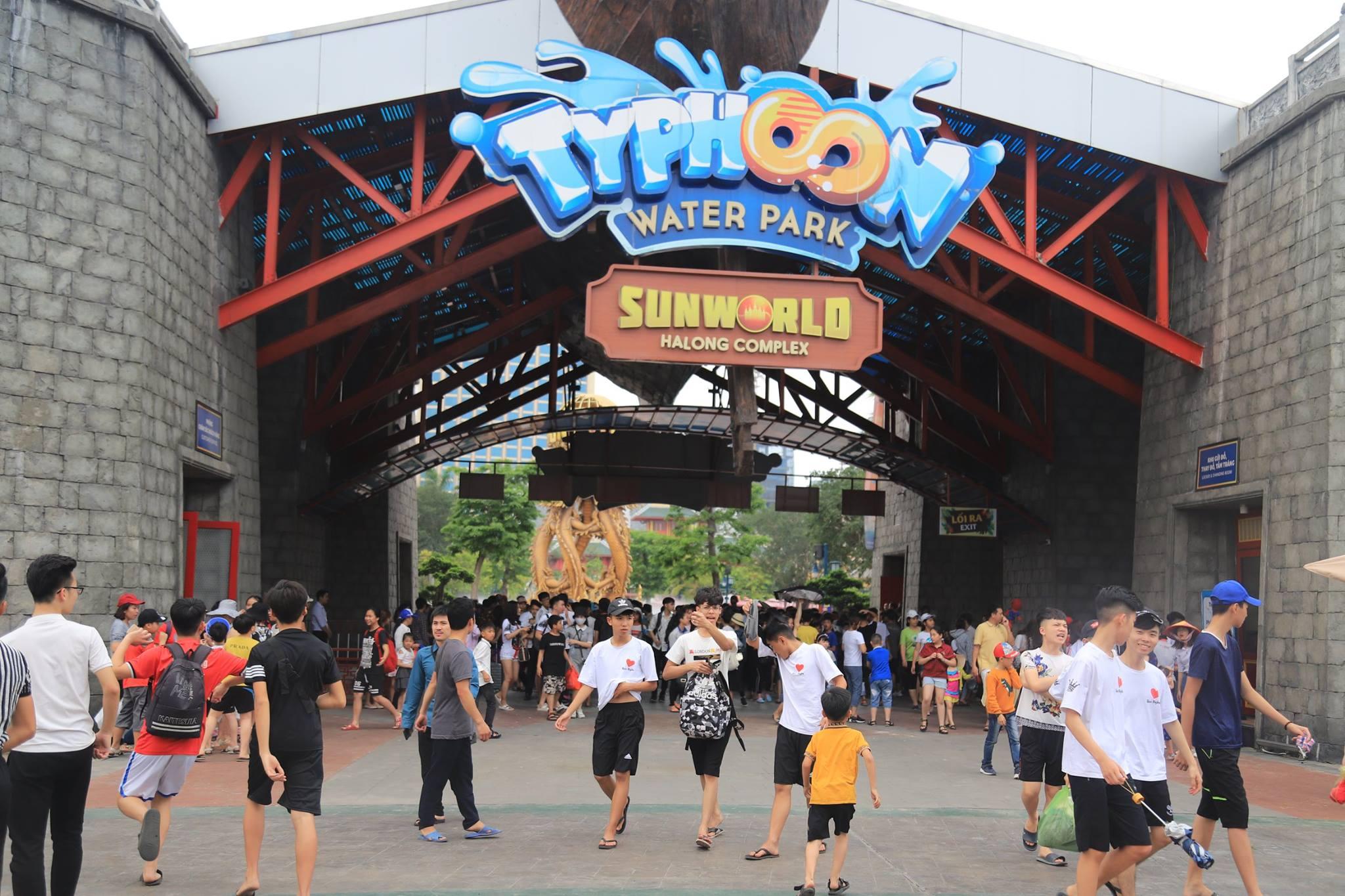 Công viên Nước Sun World Hạ Long đóng cửa sau ngày 30/9