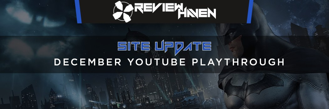 [Site Update] Poll for the December YouTube Playthrough
