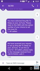 free caller tune on jio