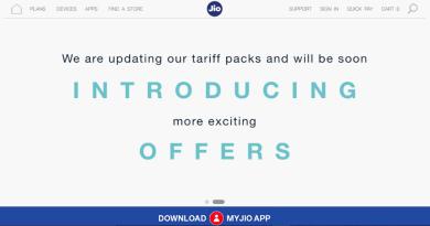 jio new tariffs