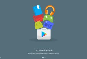 Google opinion rewards app