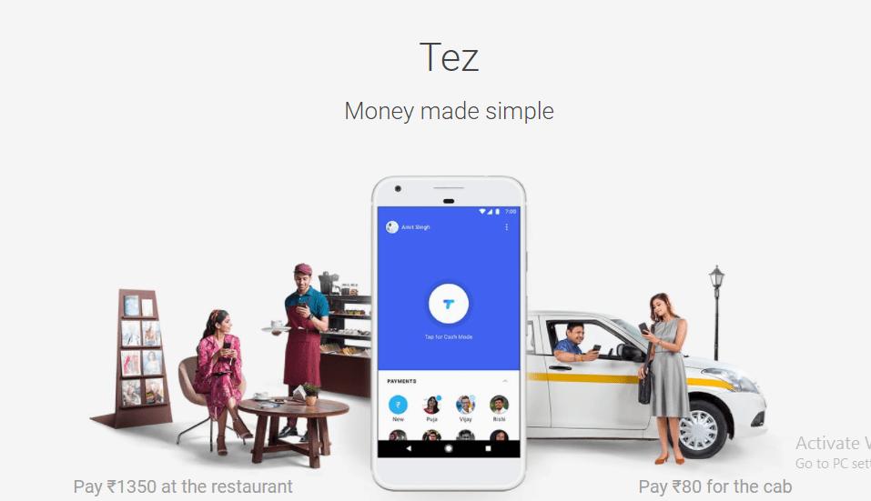 Google Tez