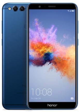 Honor 7X Blue variant