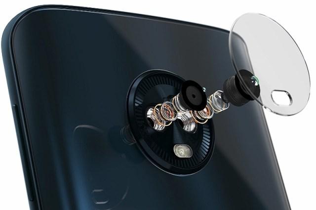 Moto G6 - Camera