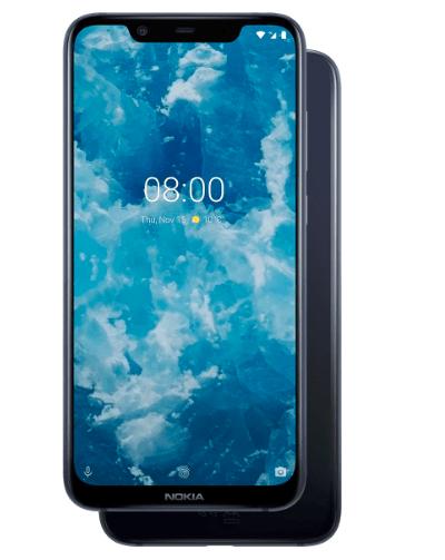 HMD Global's Nokia 8.1