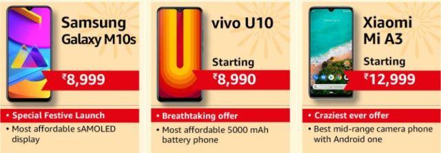 Best smartphone deals on a budget