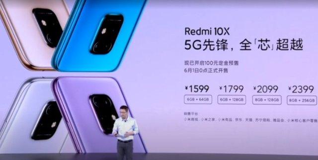 redmi 10x