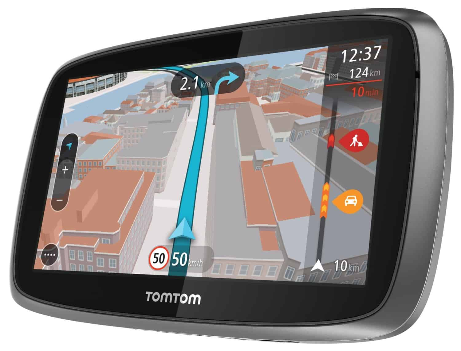 TomTom Go 5000 Review