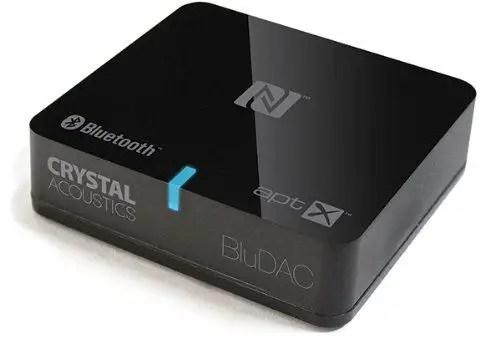 Crystal Acoustics Blu-DAC Bluetooth Receiver