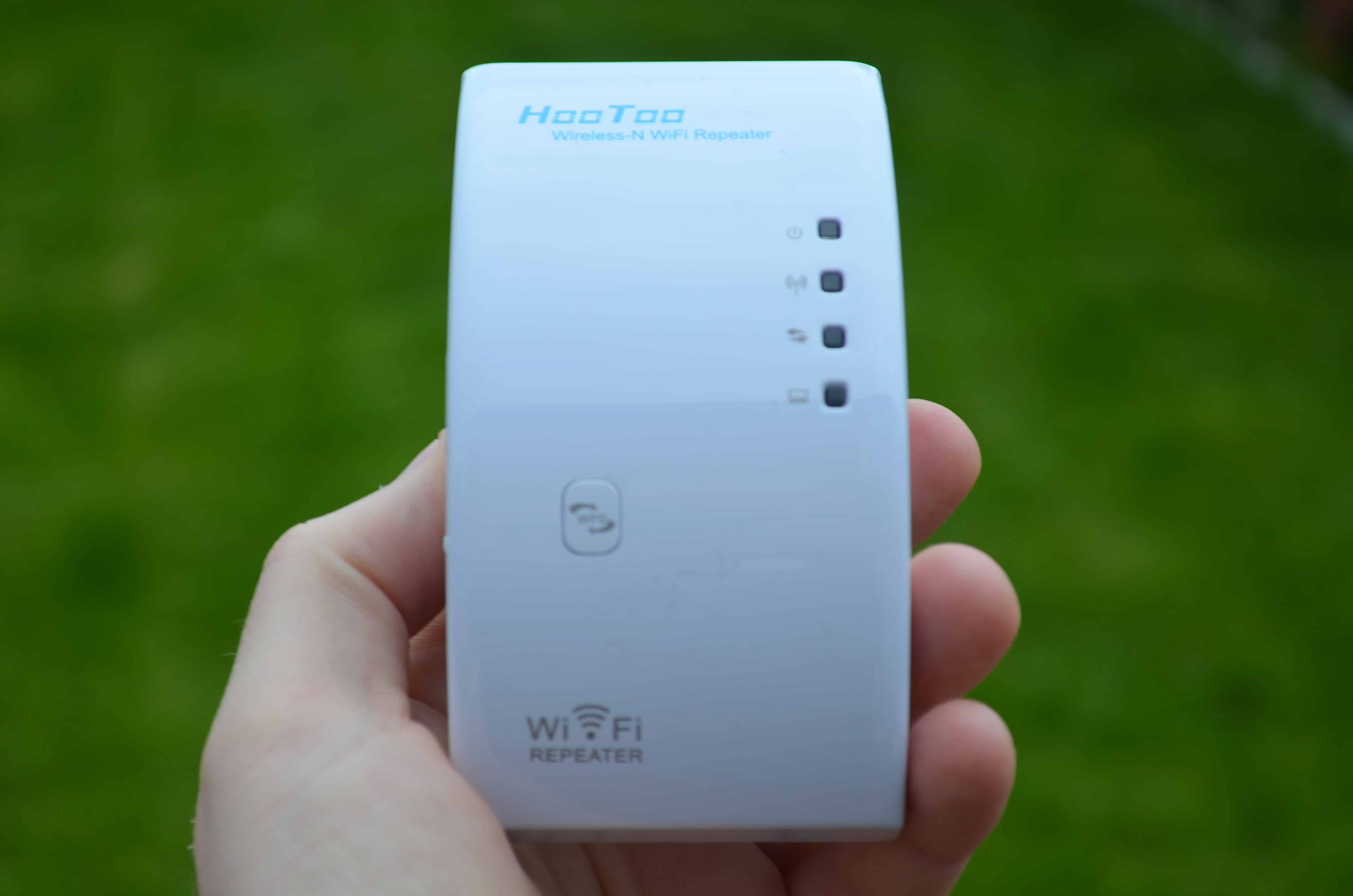 HooToo HT-WR01 Wireless Repeater Review