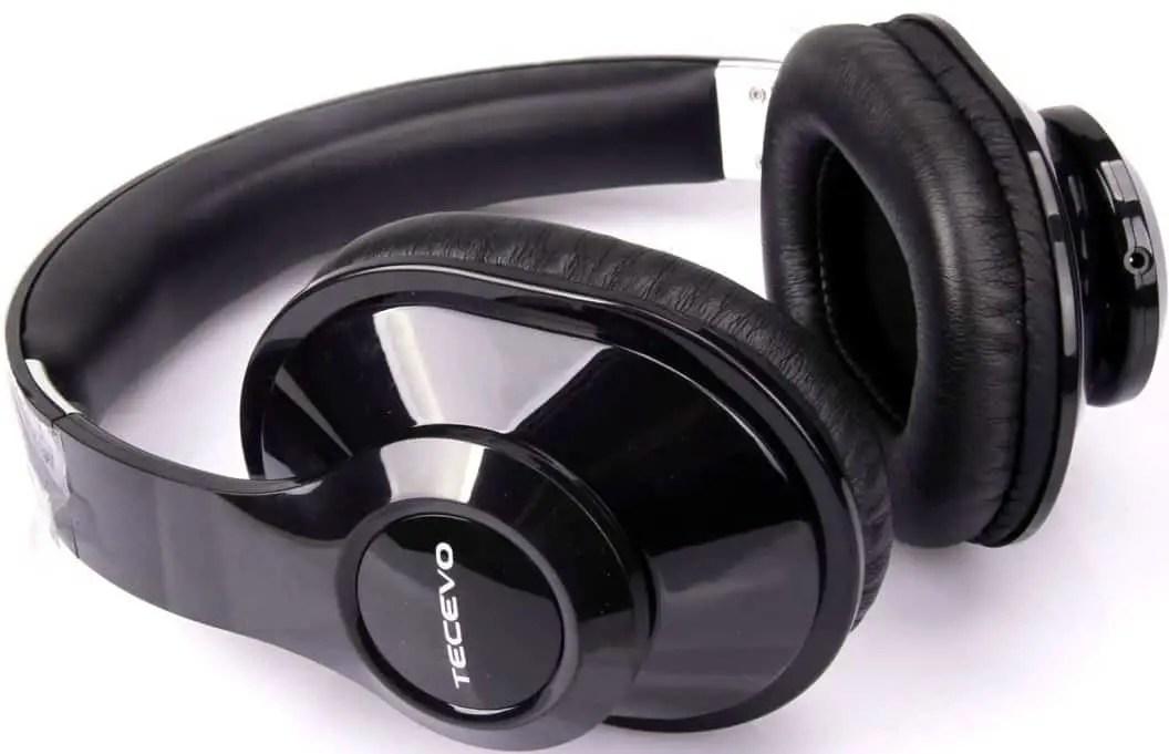 TECEVO F10 XL Over-Ear Headphones Review