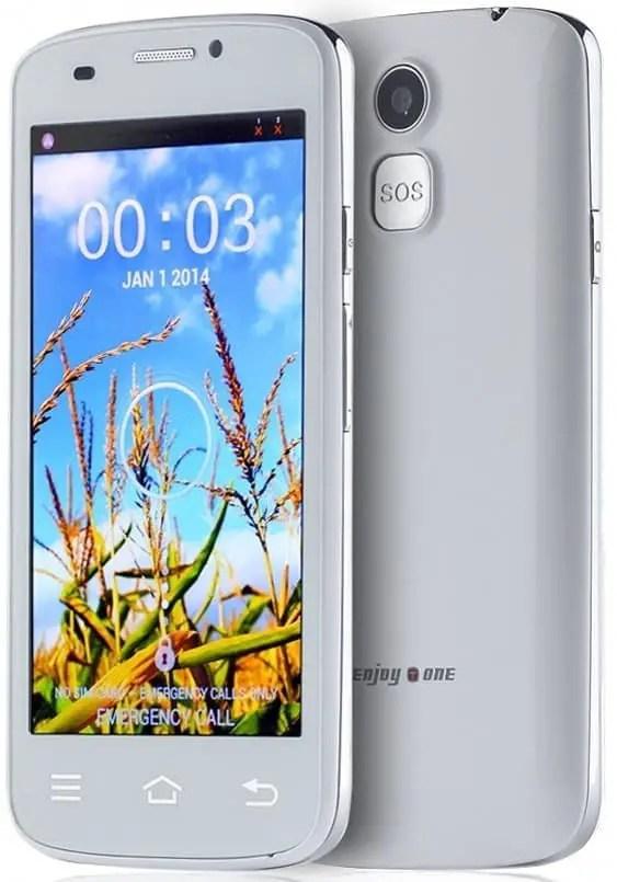 Enjoytone W80 Senior Smartphone Review