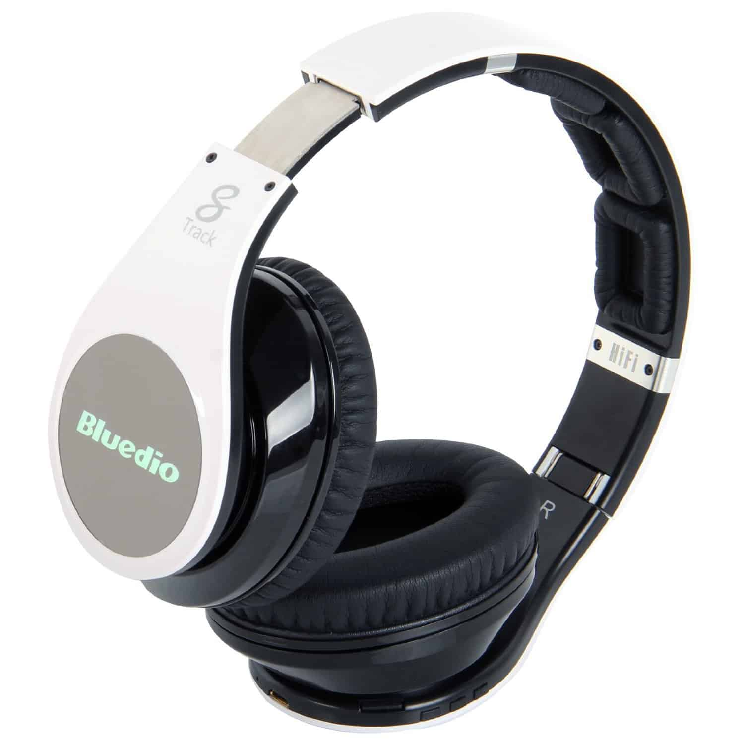 Bluedio R+ Bluetooth Stereo Hi-fi Headphones Review