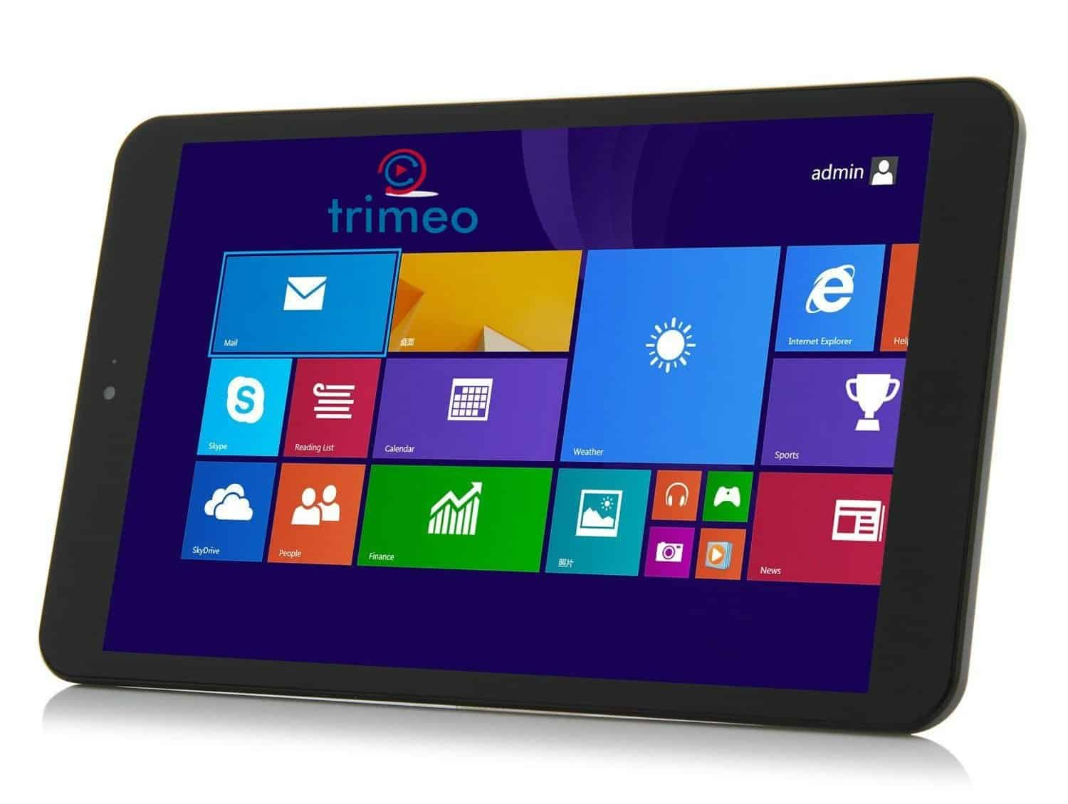 Trimeo 7″ Windows Tablet Review