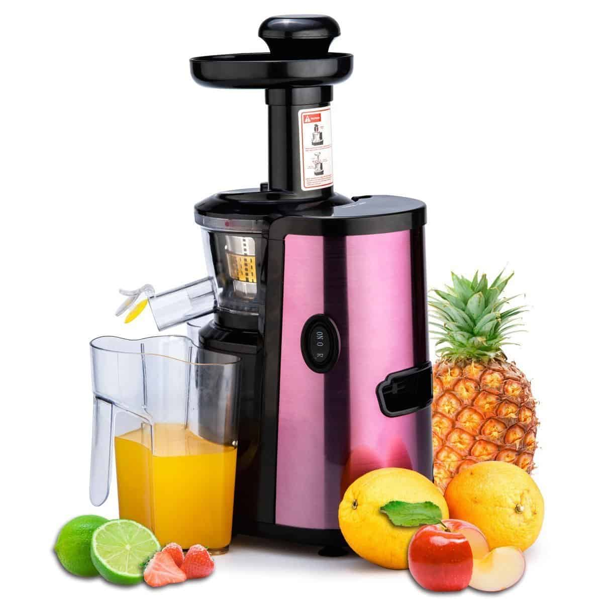 CUH 150W Electric Slow Fruit Vegetable Juicer Review