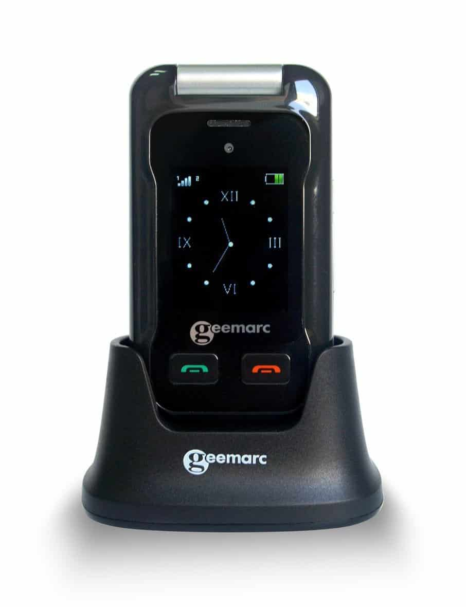 Geemarc CL8500 Amplified Clamshell SIM-Free Mobile Review