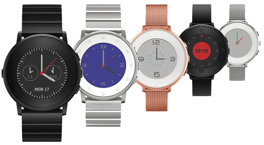 Pebble Time Round Review – White face edition