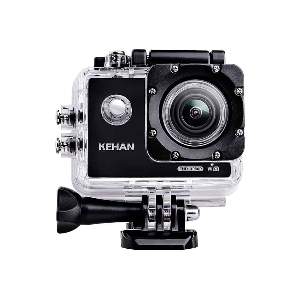 Kehan C60 Action Camera Review