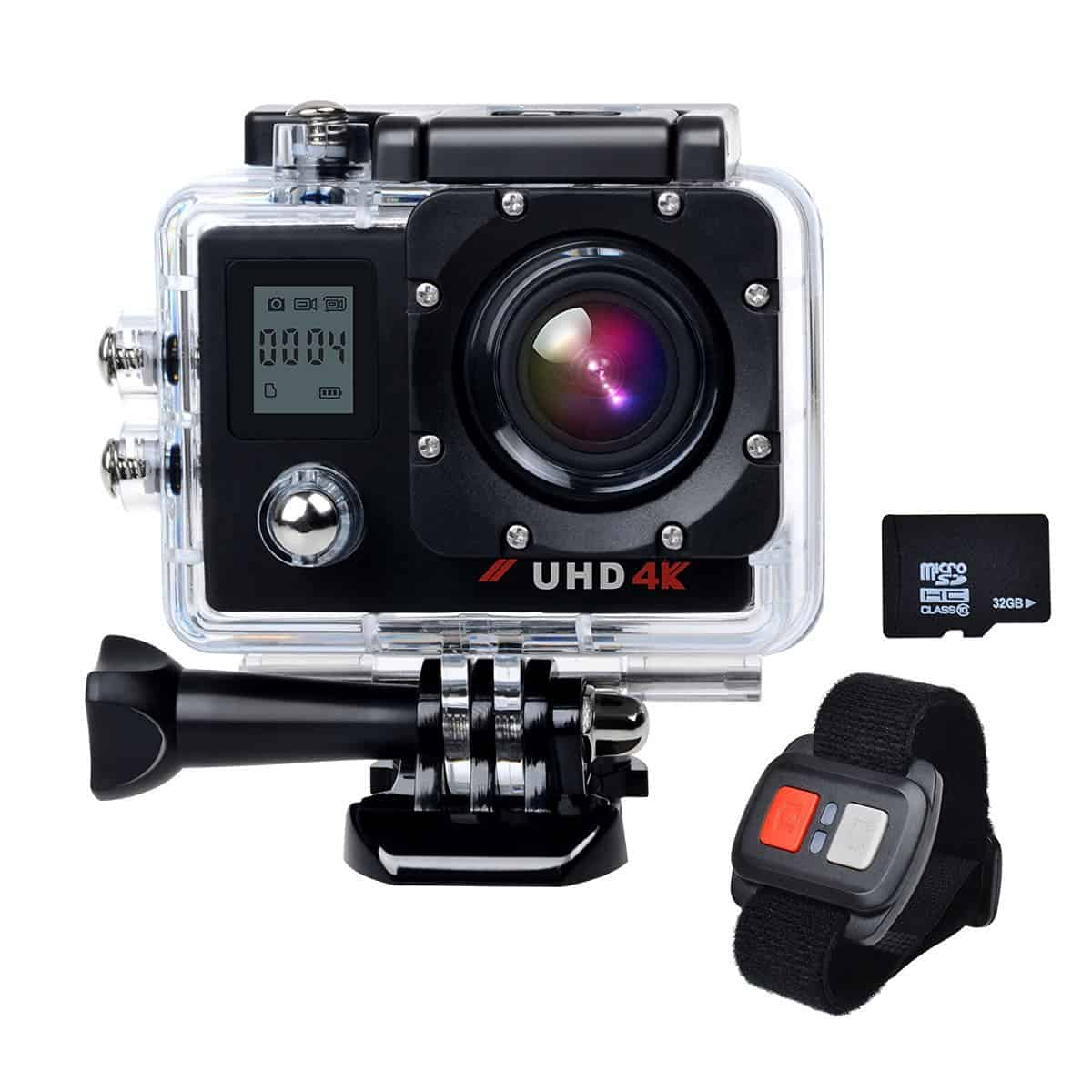 Campark ACT76 Action Camera Review