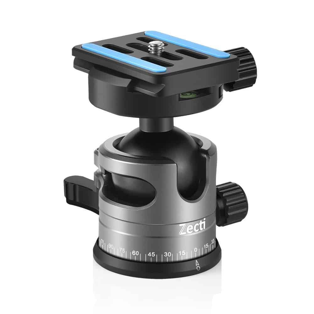 Zecti Aluminum Tripod Head Review