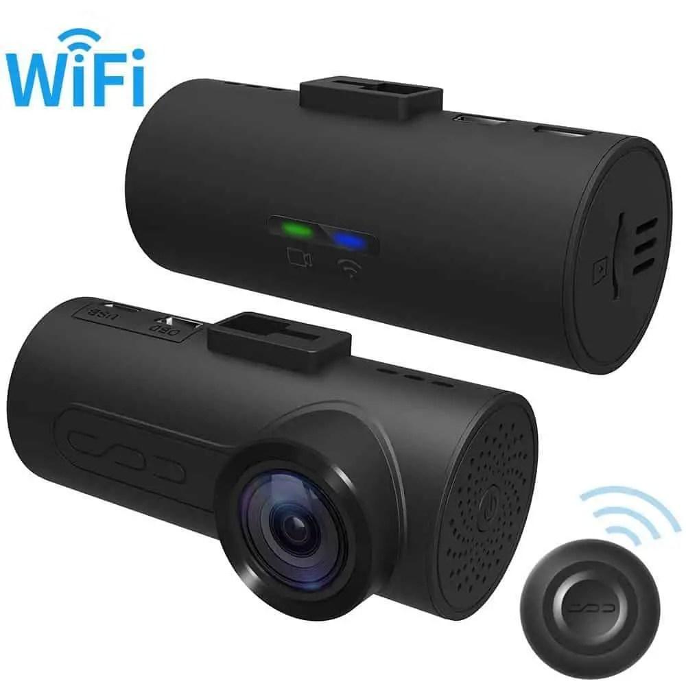 HaloCam C1 Dash Camera Review