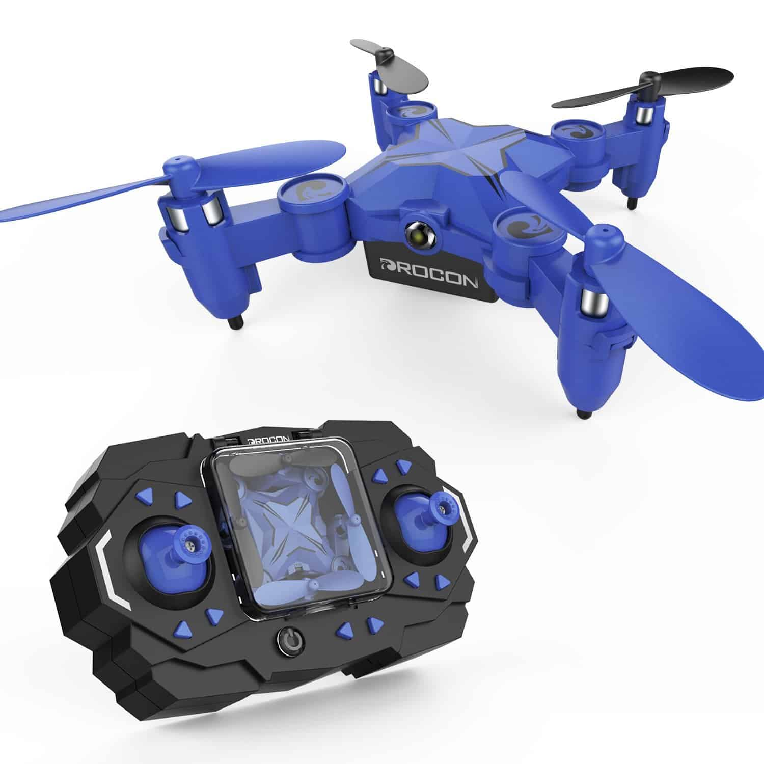 DROCON Scouter Foldable Mini RC Drone Review