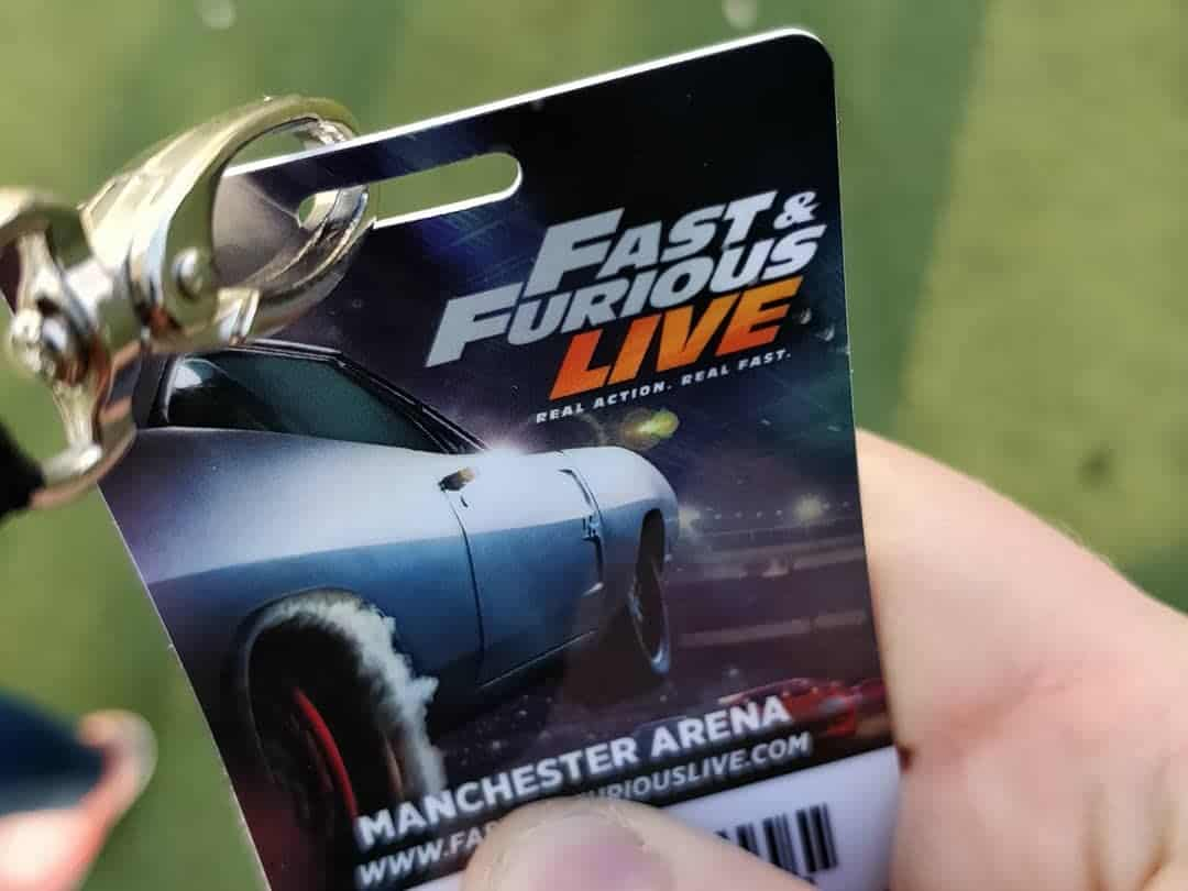 Fast and Furious Live Review