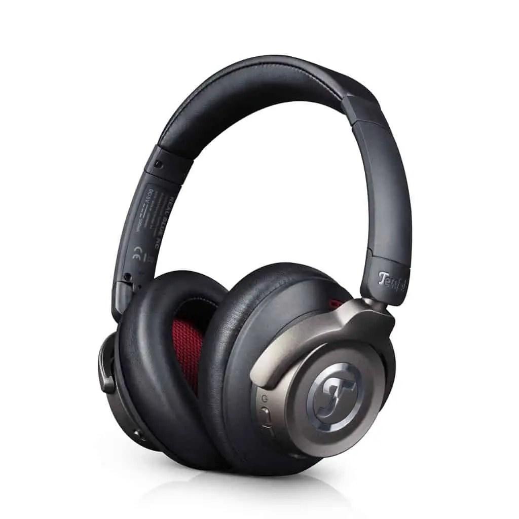 Real Blue NC Headphones
