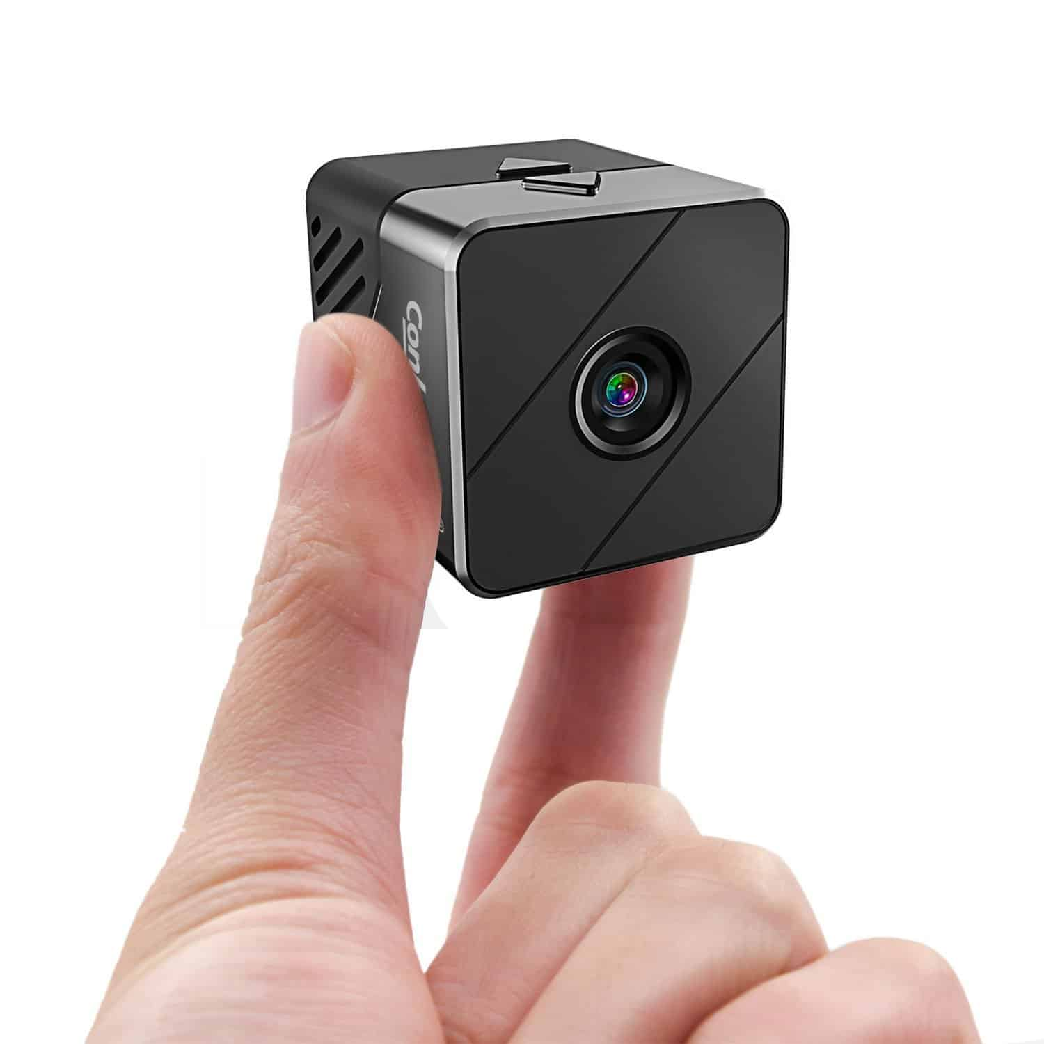 Conbruv T33 Mini Spy Camera Review
