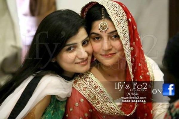 Sanam Balochs NikahWedding Pictures Released Reviewitpk