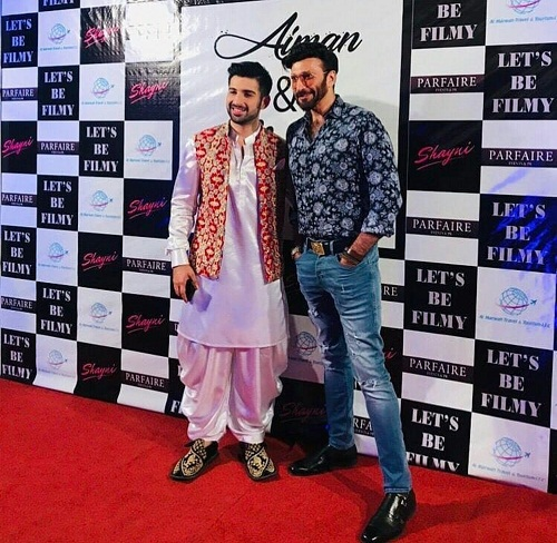 """Image result for aineeb filmi party """"let be filmy"""""""