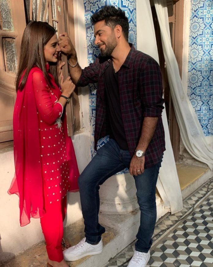 Iqra Aziz and Yasir Hussain are getting married!