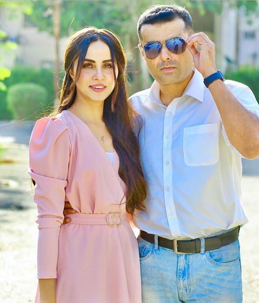 Nimra Khan Wedding Pics - They Look Beautiful | Reviewit.pk