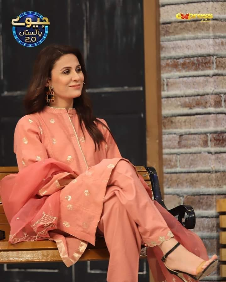 Why Nausheen Shah Got Angry On Aamir Liaquat During Live Show