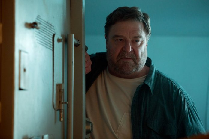 John Goodman as Howard in 10 CLOVERFIELD LANE