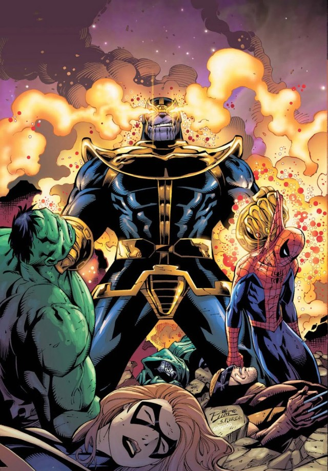 Thanos - The jerk
