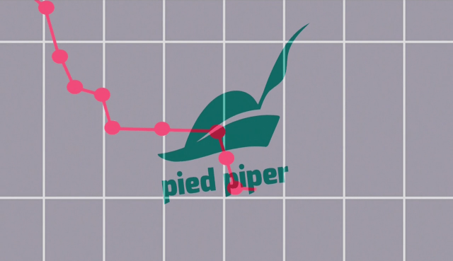 Pied Piper is losing its user base.