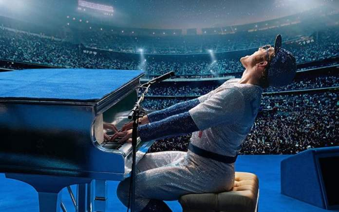 """Frame from the movie """"Rocketman"""""""