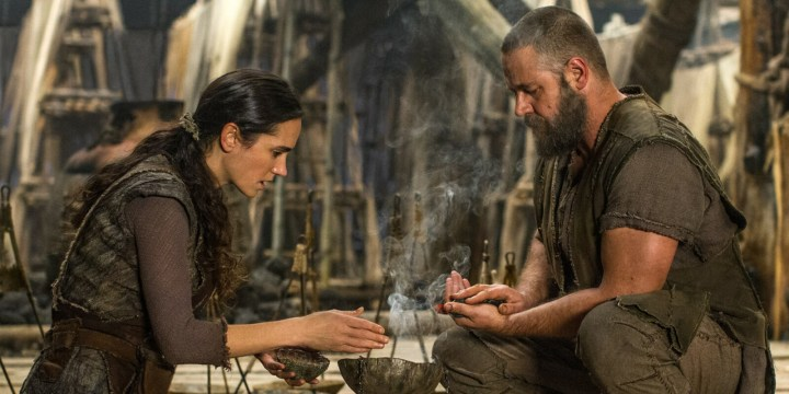 Russell Crowe, Jennifer Connelly