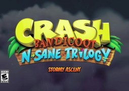 Crash Bandicoot N Sane Trilogy – Stormy Ascent Trailer