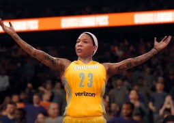NBA Live 18 Official WNBA Trailer