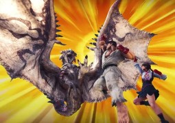 Monster Hunter: World – Street Fighter Collaboration Trailer
